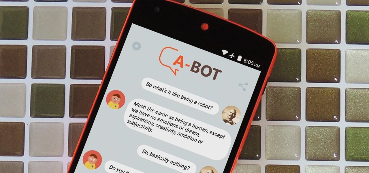 Bored? Have Fun Chatting with a Bot About Anything & Everything on Android