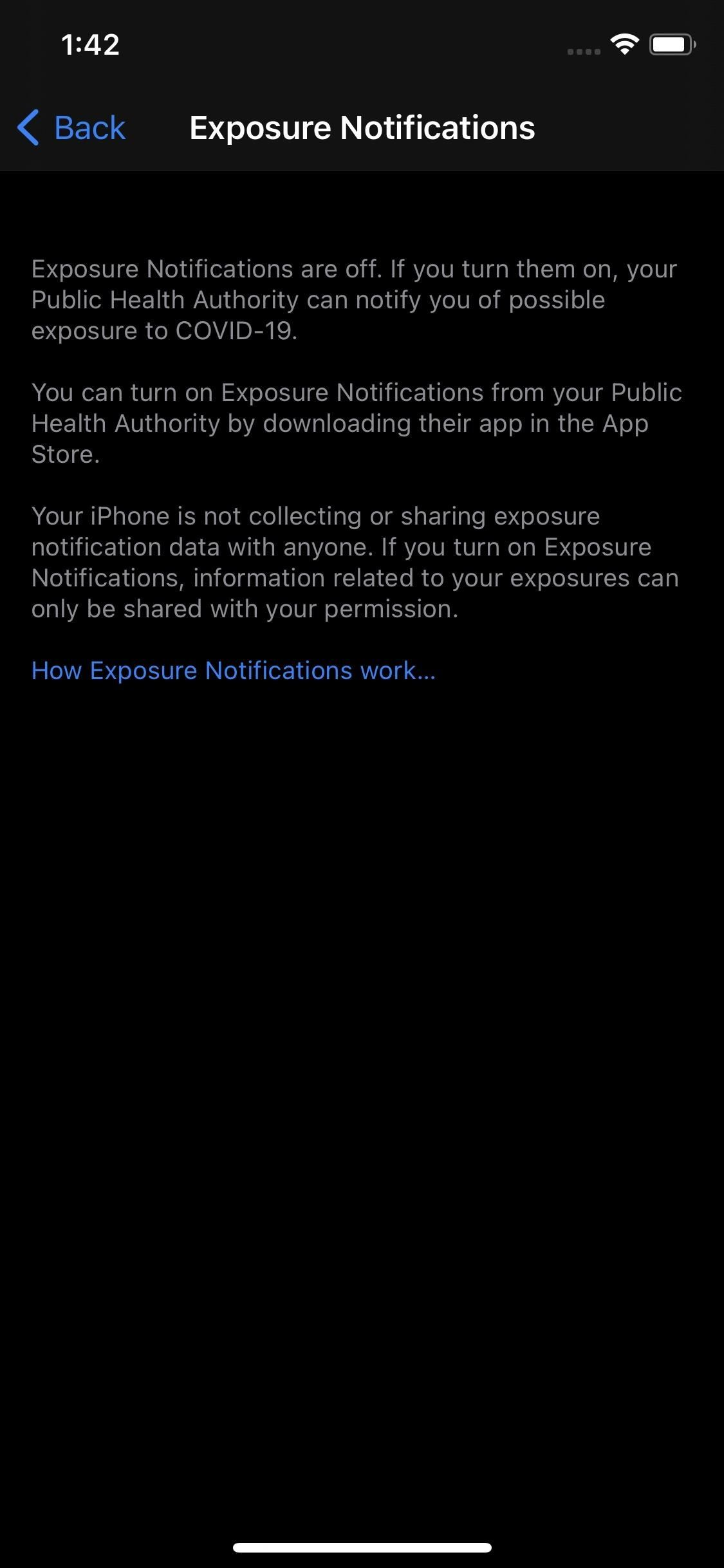 Apple Releases iOS 14 Public Beta 4 for iPhone, Includes COVID-19 Exposure Notifications Settings Page & TV Widget
