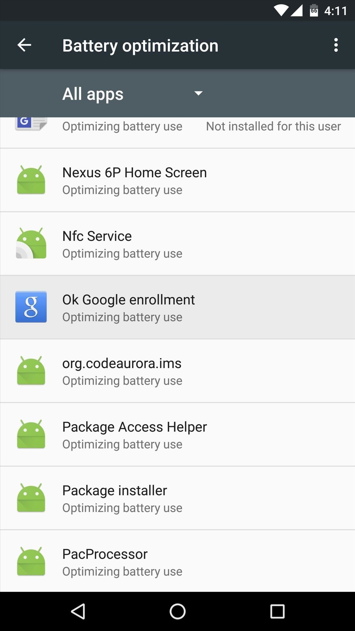 Android Basics: How to Disable Doze & App Standby for Individual