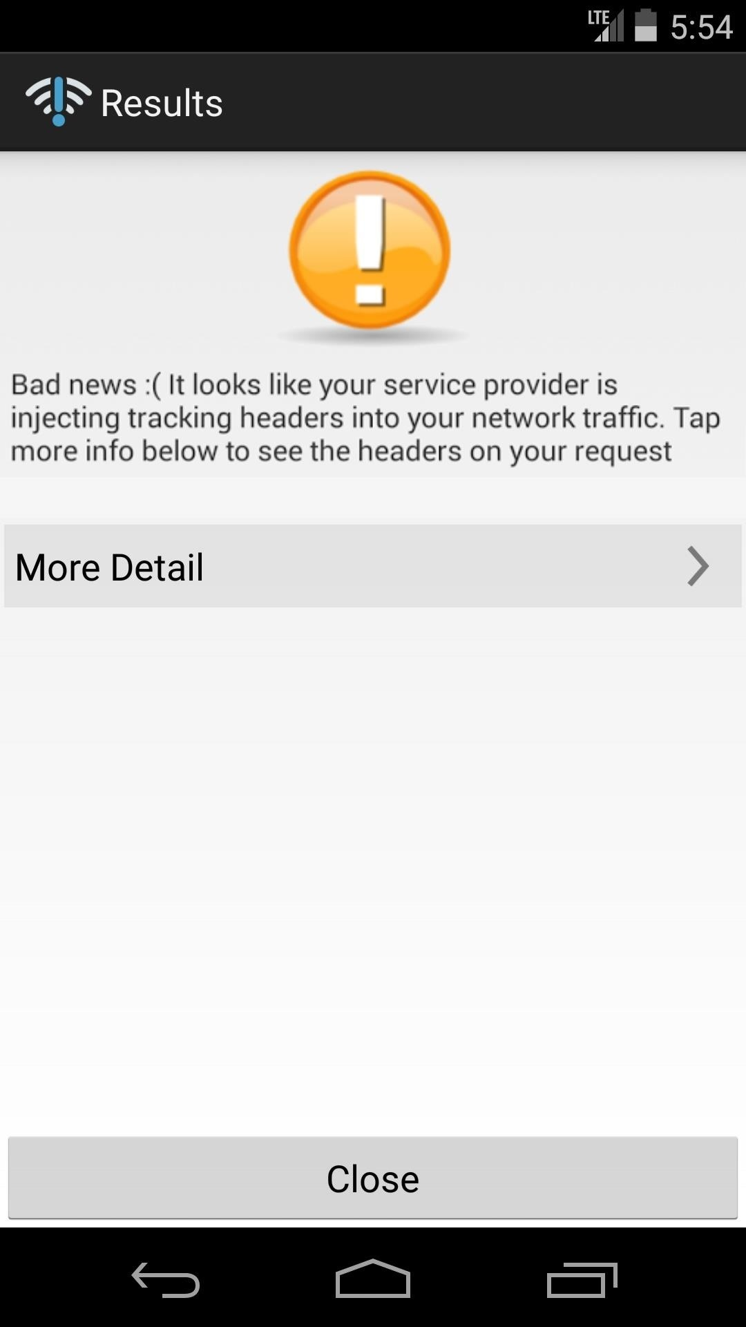 Find Out if Your Wireless Carrier Is Tracking You on Android