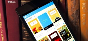 How to use free pdf e book reader on nexus 7 ? « Nexus 7 :: Gadget Hacks