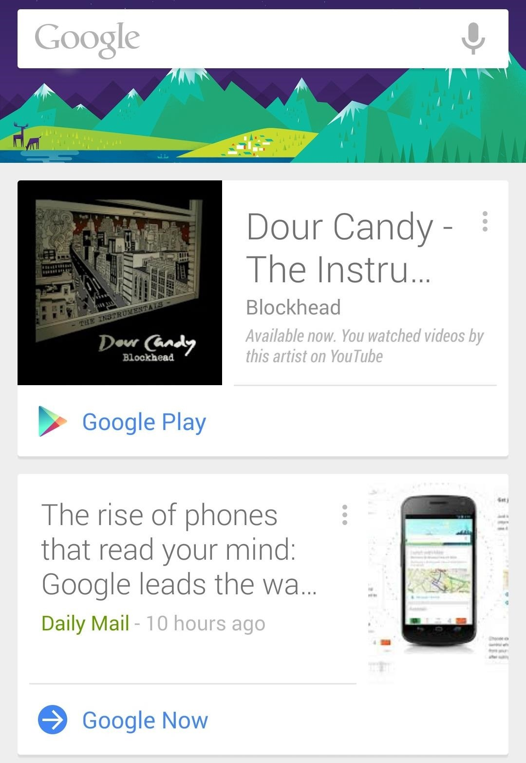 The Ultimate Guide to Using Google Now as Your Personal Assistant in Android 4.4 KitKat