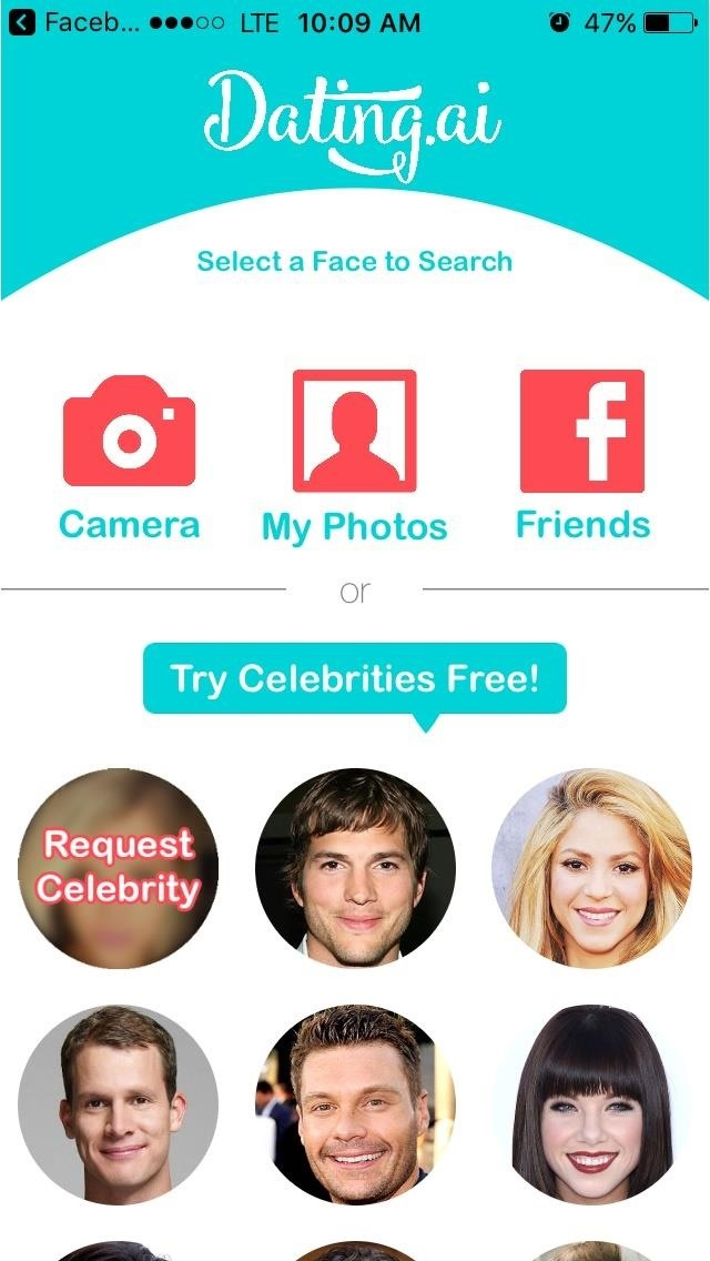 Celebrity Lookalikes Rejoice — Dating AI Is for You!