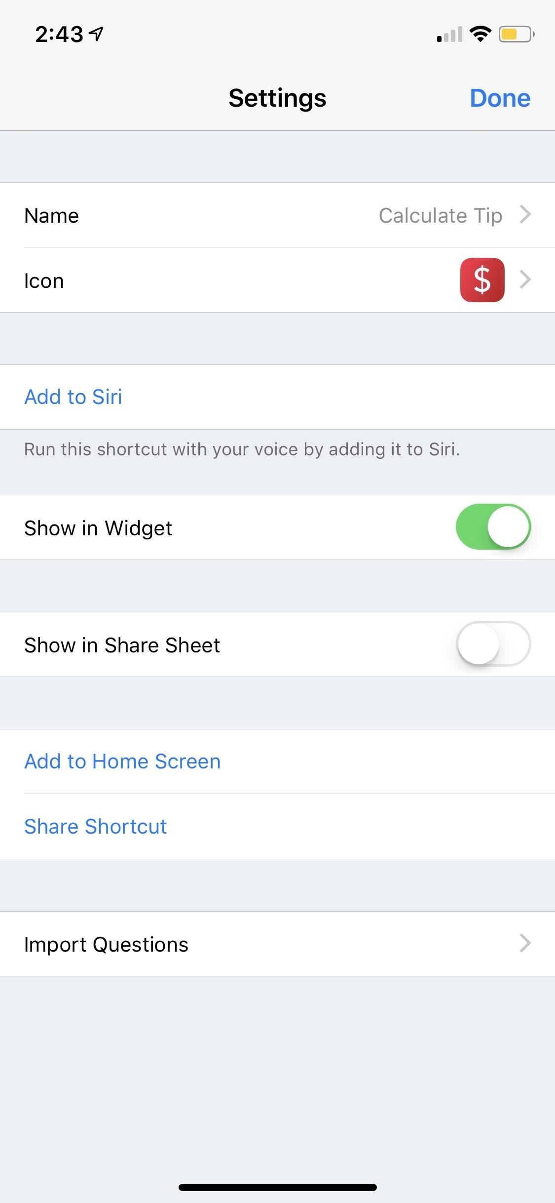 iOS 12 Shortcut App aims to replace Apple's workflow forever