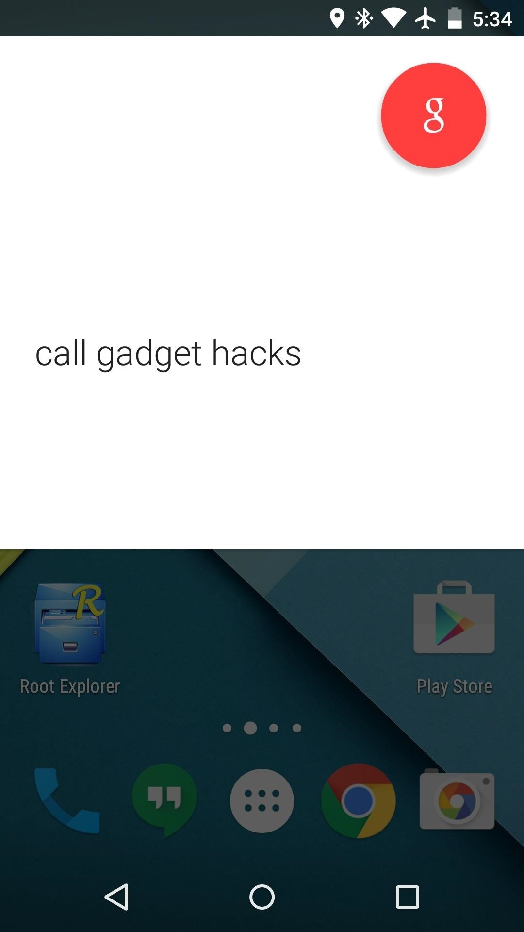 Replace Android's Voice Dialer with Google Now for Better Bluetooth Dialing