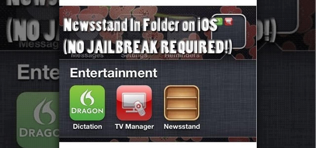 how to change phones folder icon