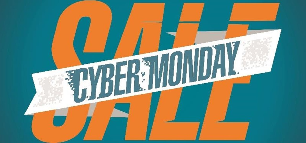 Hot Cyber Monday Deals on Apps, Games, TVs, & Other Tech