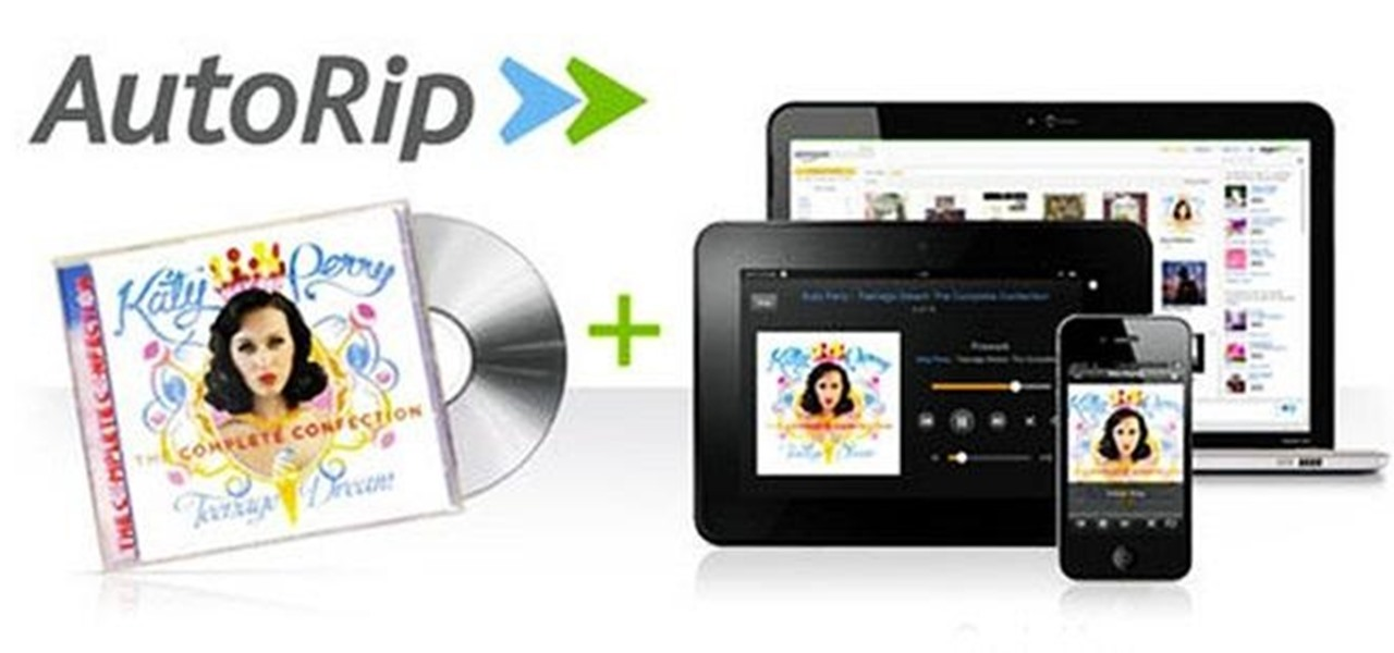 Amazon's AutoRip Gives You Free Digital Copies of 15 Years Worth of Bought CDs, But There's a Catch…