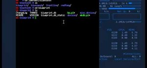 Hack a Bluetooth device using Linux BackTrack