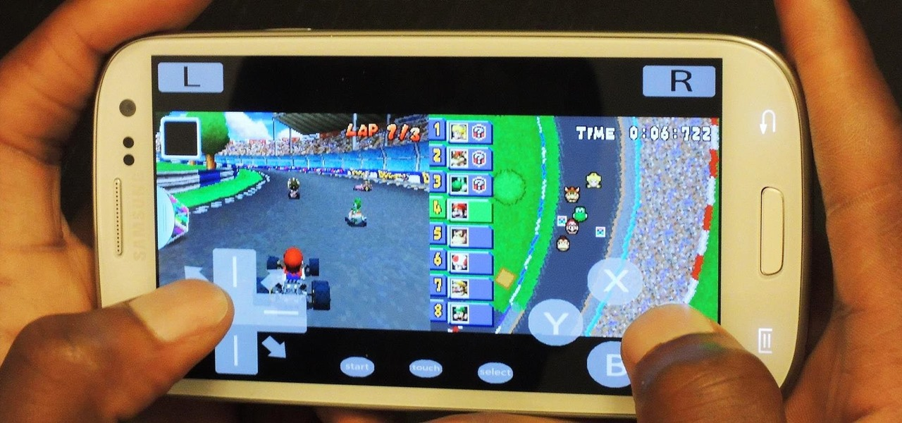 Play Any Nintendo DS Game on Your Samsung Galaxy S3