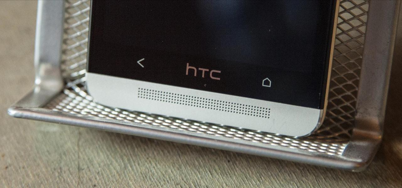 Get Even Better Sound Quality Out of Your HTC One's Speakers