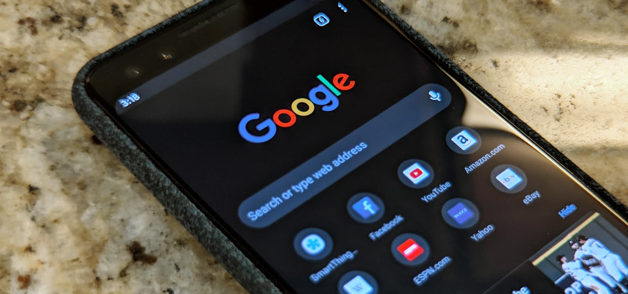 Enable Dark Mode in Chrome for Android & iOS