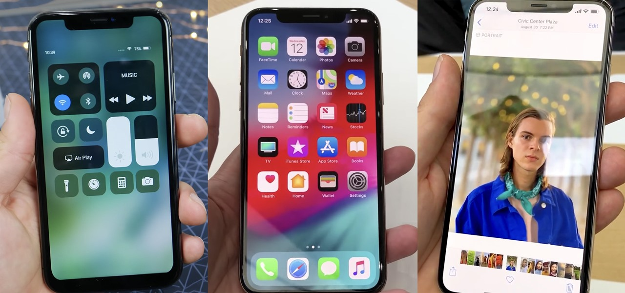 iPhone XR vs. iPhone XS vs. iPhone XS Max — Comparing the Key Specs