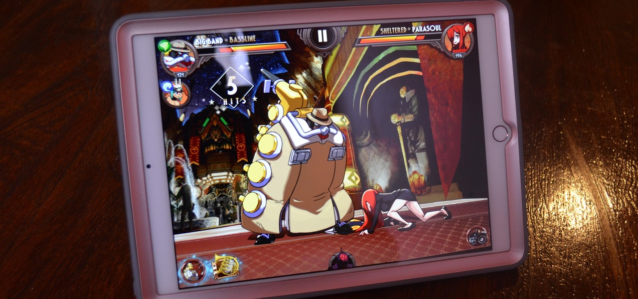 Play Skullgirls on Your iPhone Now Before Its Official Release