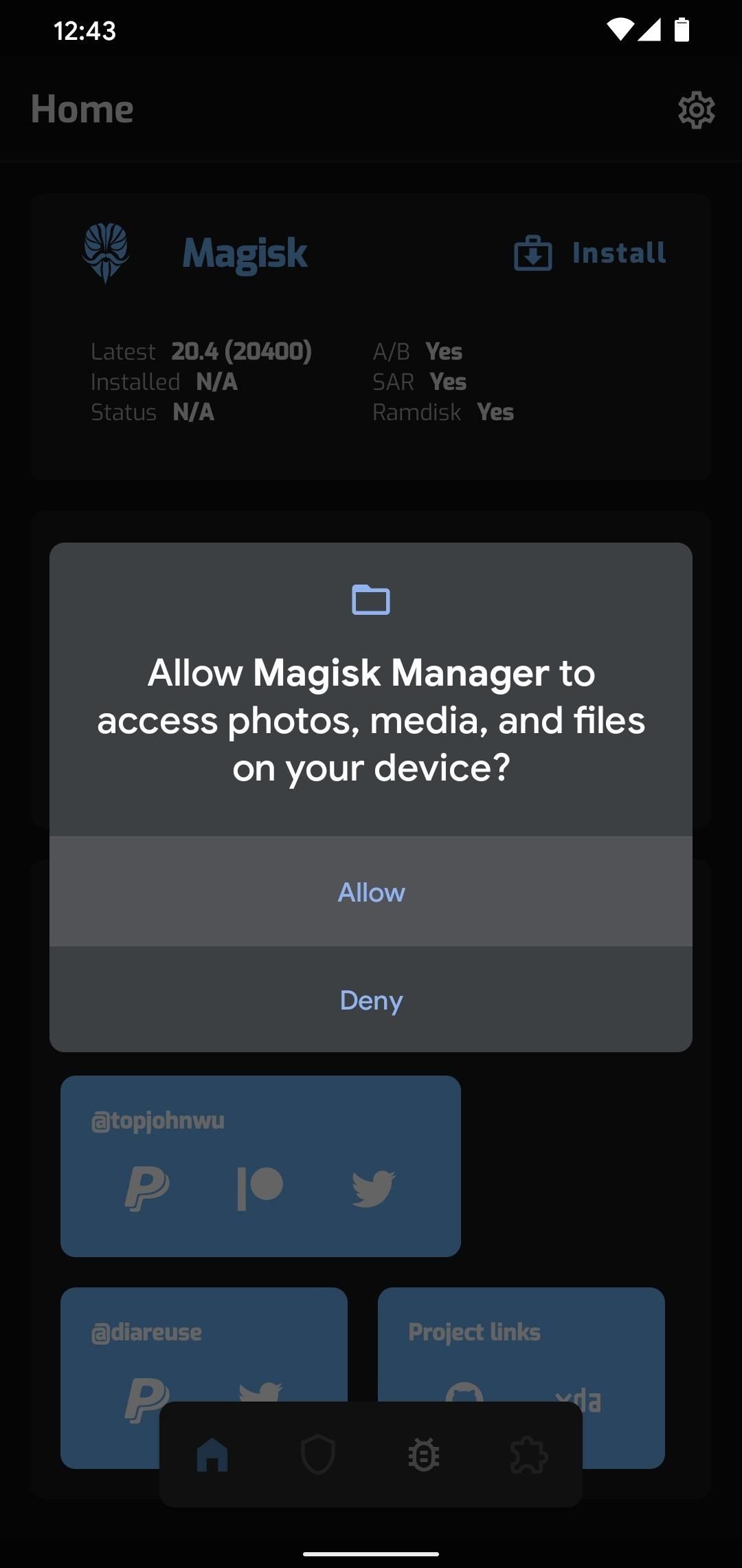 How to Root Android 11 Using Magisk