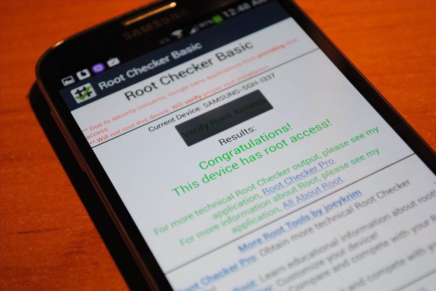 How to Root Your Samsung Galaxy S4 (Or Almost Any Other Android Phone) In One Easy Click