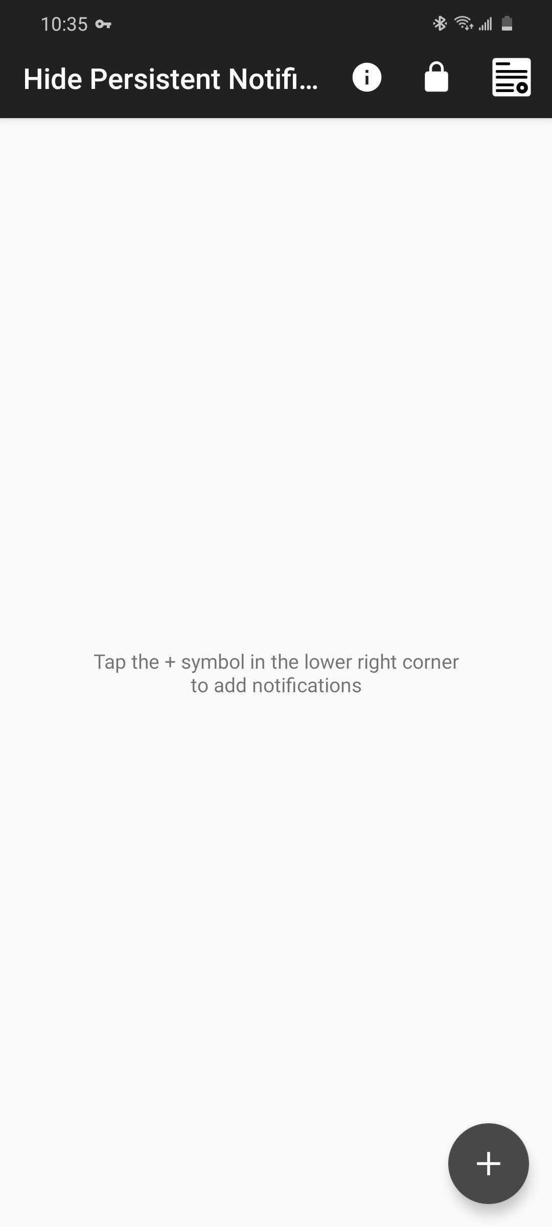 How the notification & # 39; Connected to VPN & # 39; on your Samsung Galaxy device