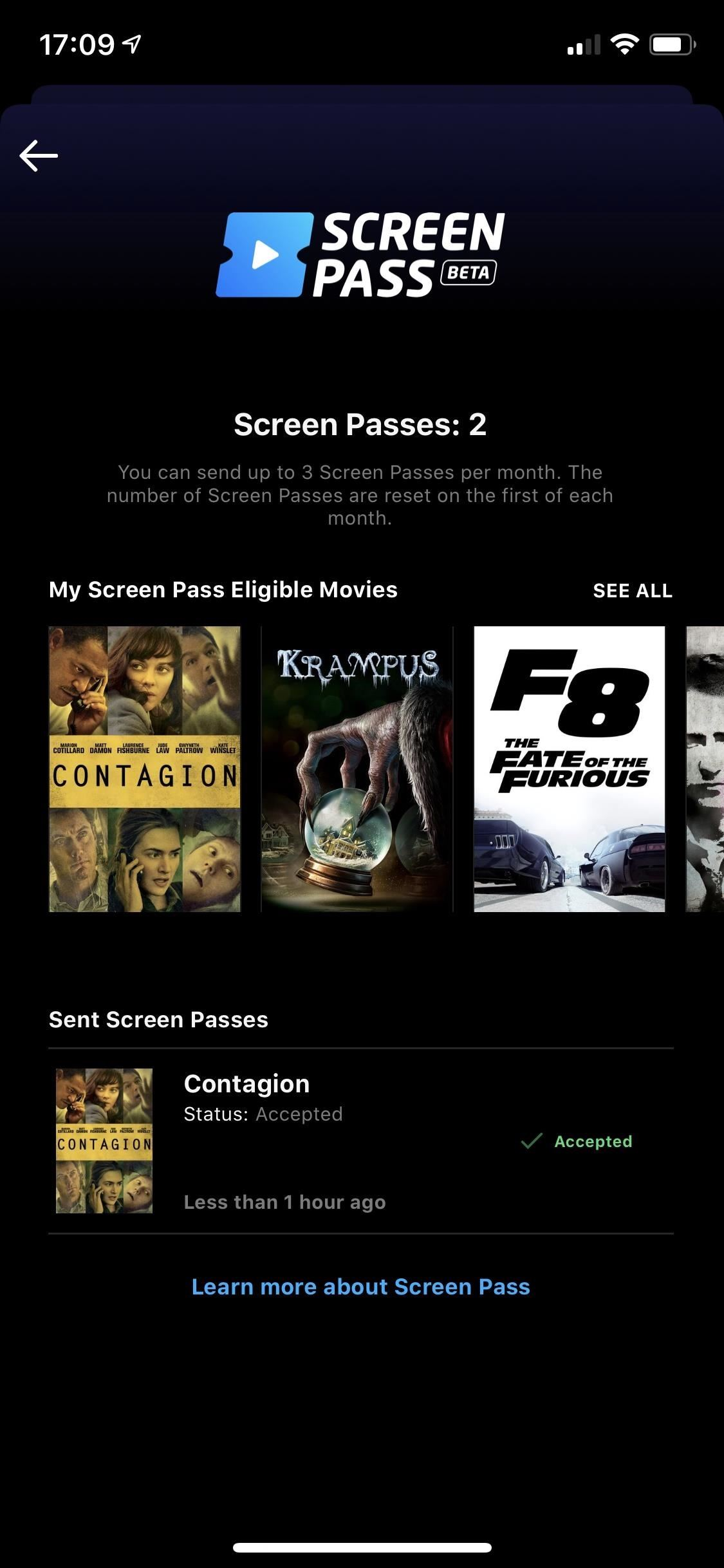 Own a Ton of Digital Movies? Let Others Watch Them for Free with Screen Passes