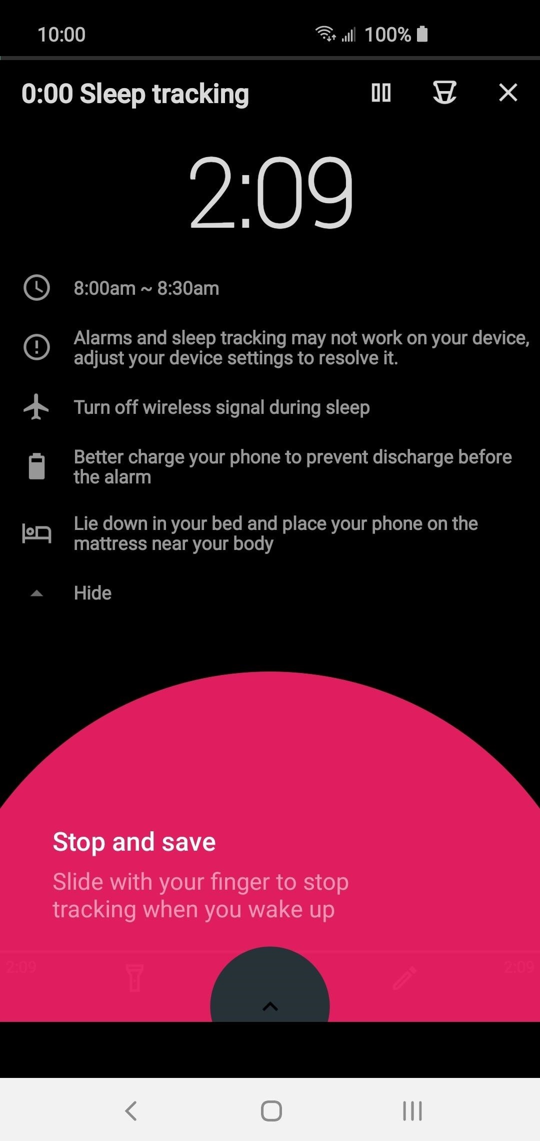 How to Track Your Sleeping Habits with Google Fit