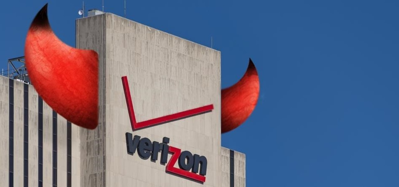 Verizon Takes Greed to New Levels with an Additional $20 Upgrade Fee