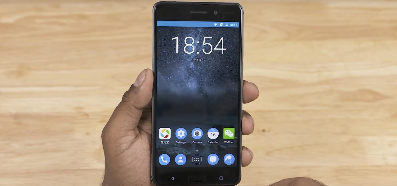 Amazon Prime Members Can Preorder the Nokia 6 Today for $50 Discount
