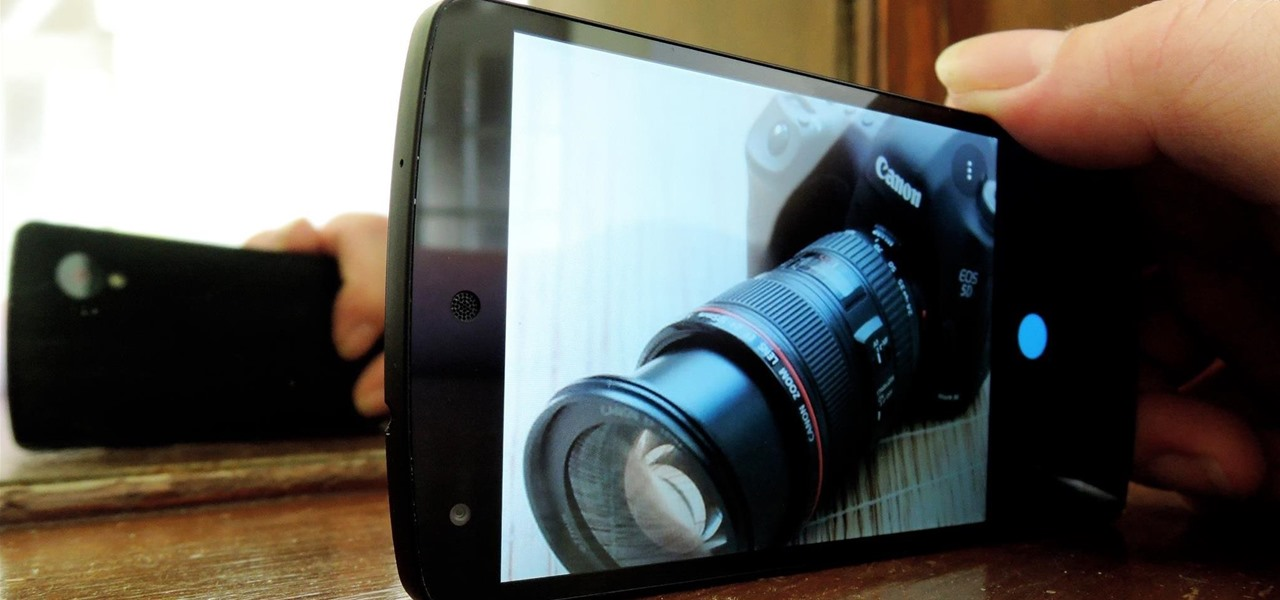 Get the Most Out of Your Nexus 5's Camera
