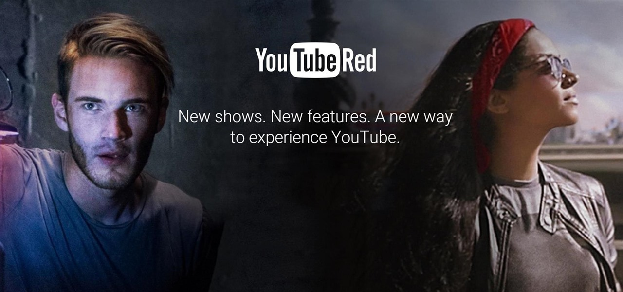 YouTube Red's First Originals Are Now Streaming