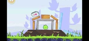 Beat theme 1, levels 1-7 of the Mighty Eagle levels in Angry Birds