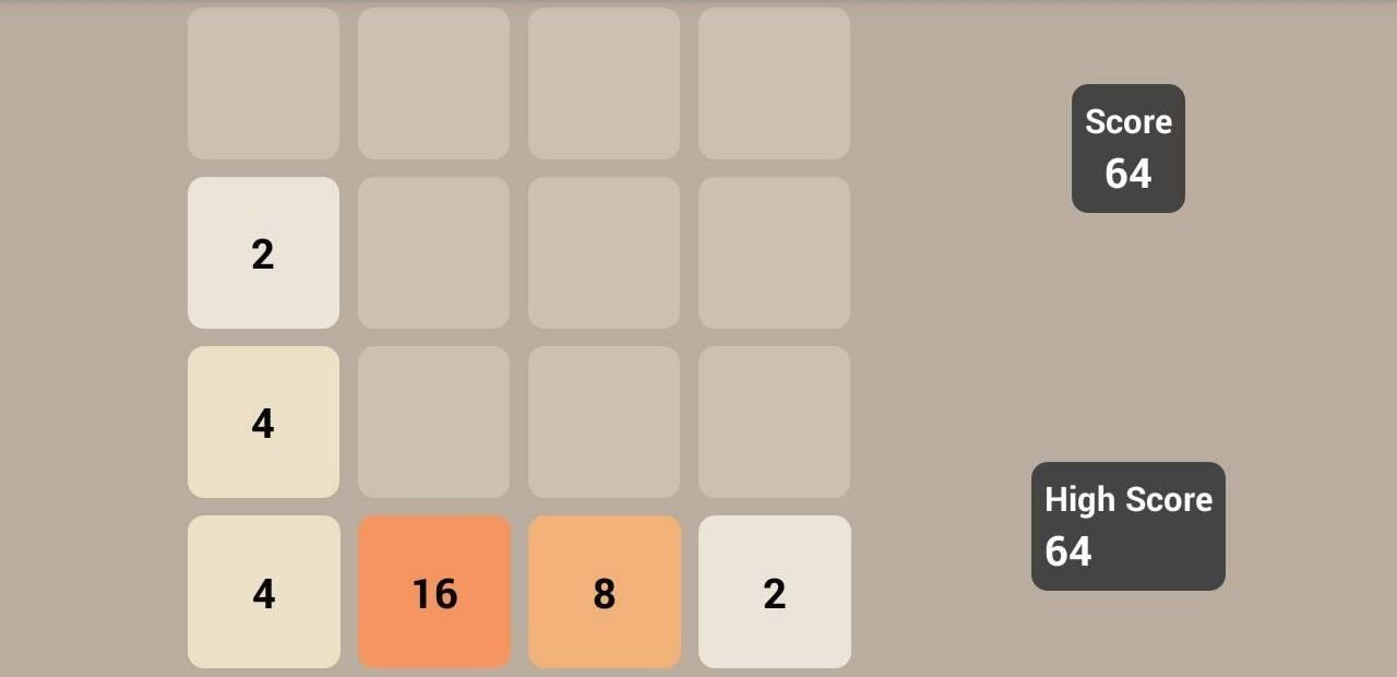 How to Play the Insanely Addictive 2048 Game for Android on Your TV