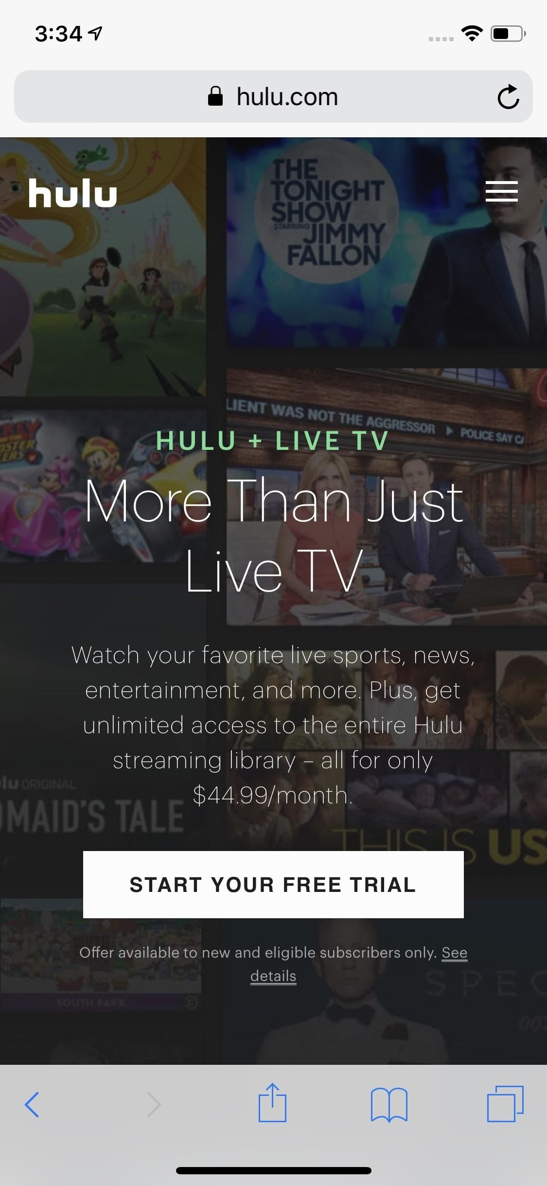 Save on Hulu by picking the right plan for you
