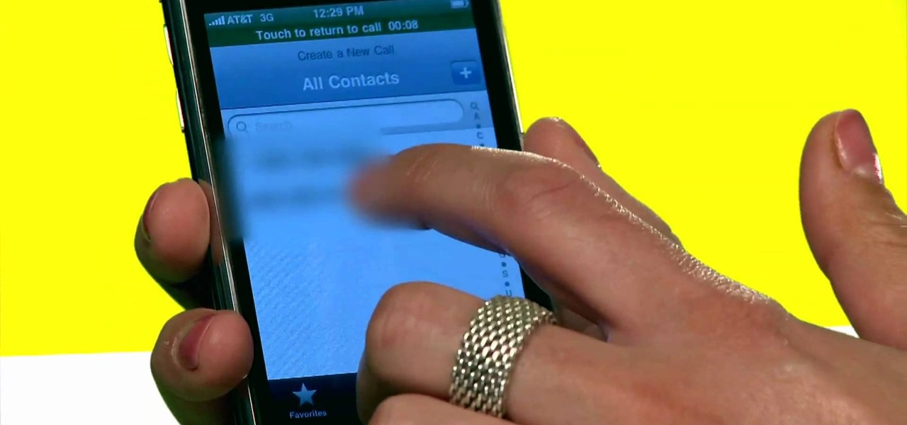 How to set up a conference call on an apple iphone 171 smartphones