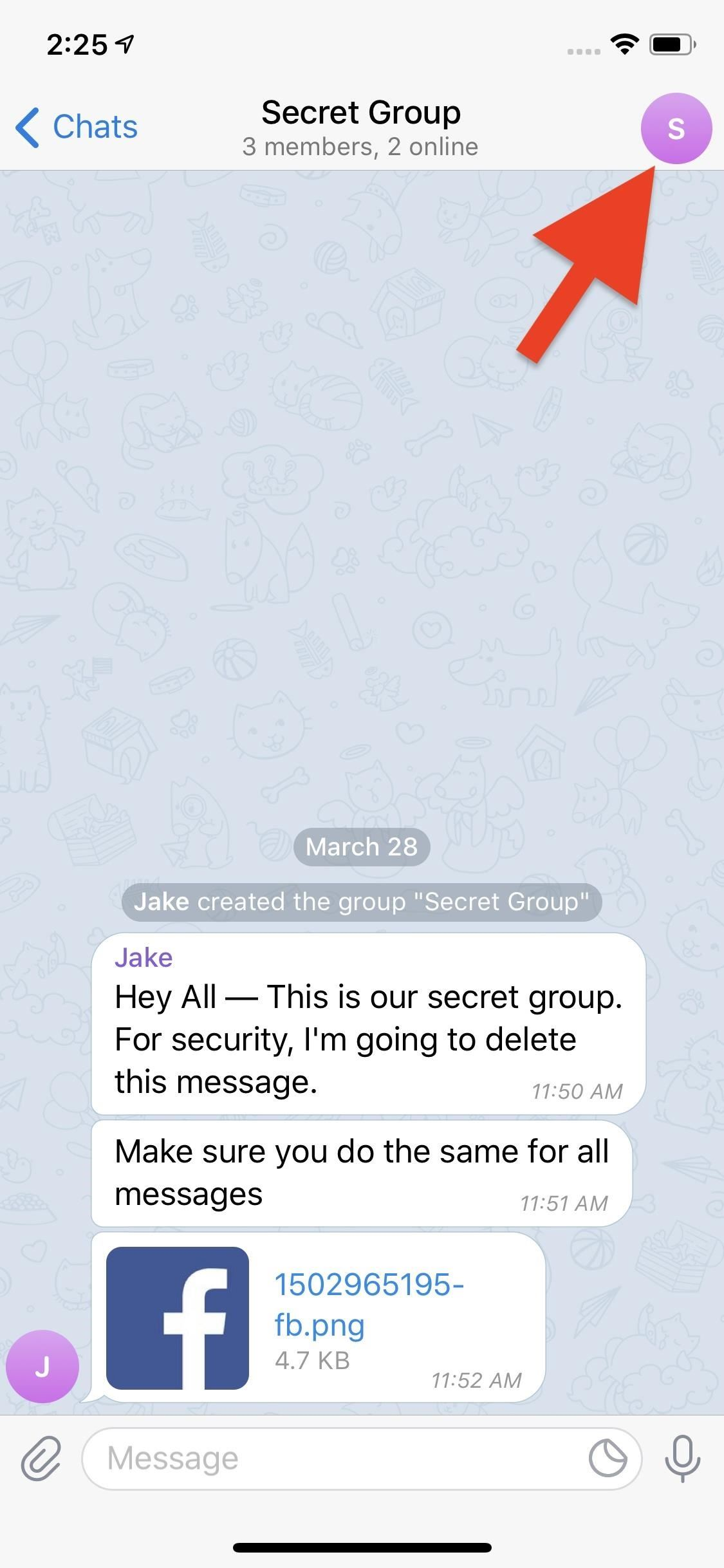 How to Archive Telegram Conversations to Keep Your Main Chats List Clean & Organized