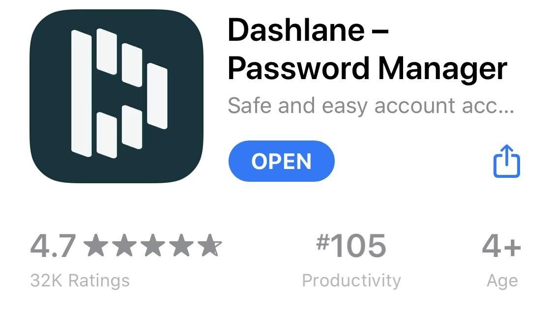 The 4 Best Password Managers for iPhone