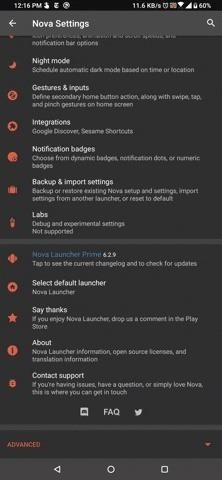 How to Force Android 10's Gestures to Work with Any Custom Launcher