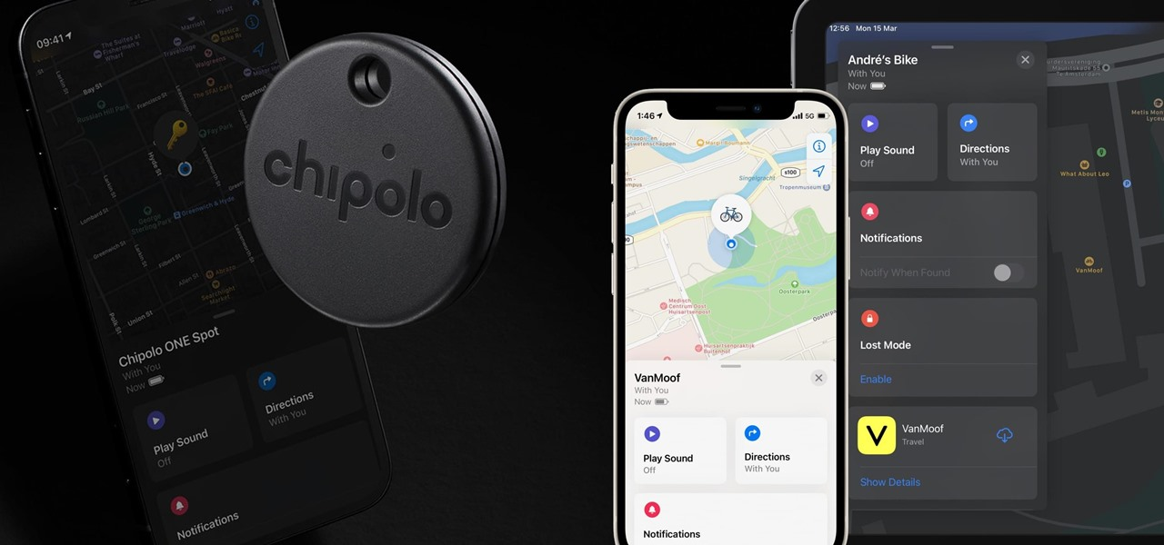 All the Third-Party Accessories & Gear That Work with Apple's Updated 'Find My' Network