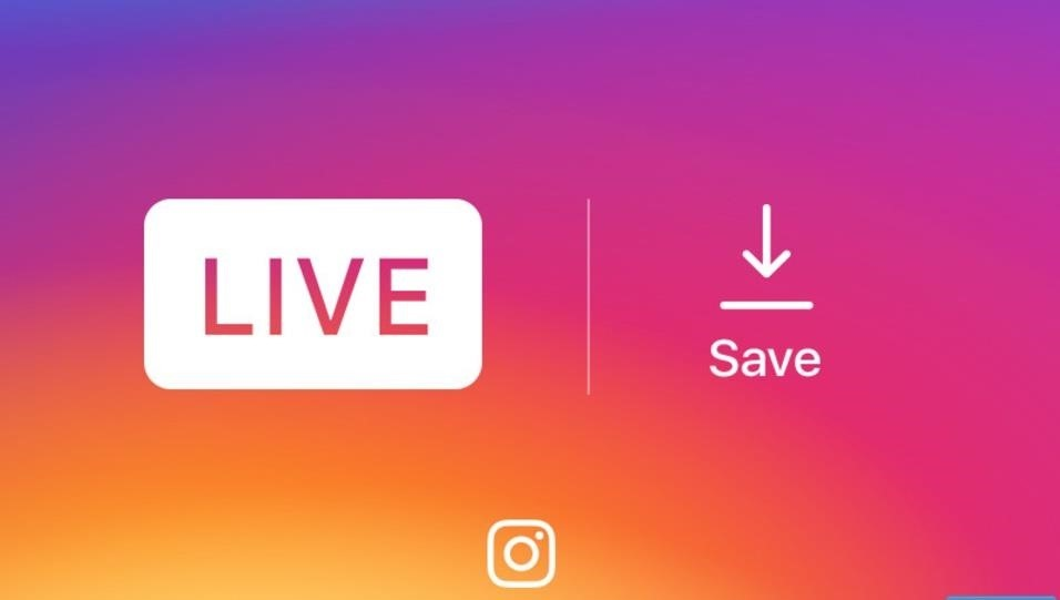 You Can Now Save Your Live Instagram Videos