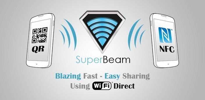The Fastest Way to Share Large Files from a Nexus 7 to a Samsung Galaxy S3 or Other Android Device