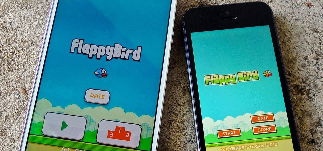 Remove Ads in Flappy Bird on Both Android & iOS Devices