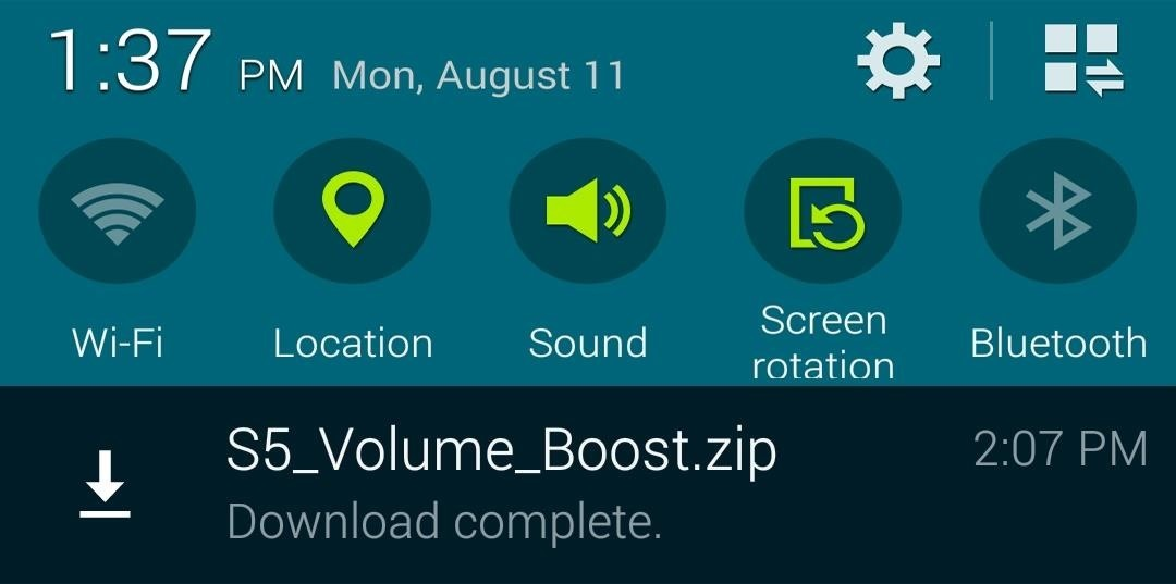 How to Increase Headphones & Speaker Volumes on Your Samsung Galaxy S5