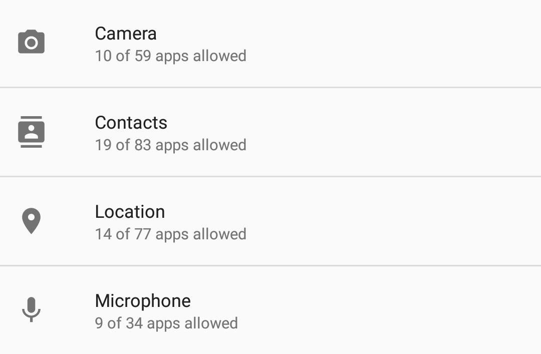 12 Important Privacy & Security Features Google Added to Android P