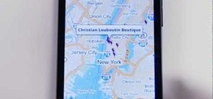 Choose your navigation app on your HTC EVO 4G