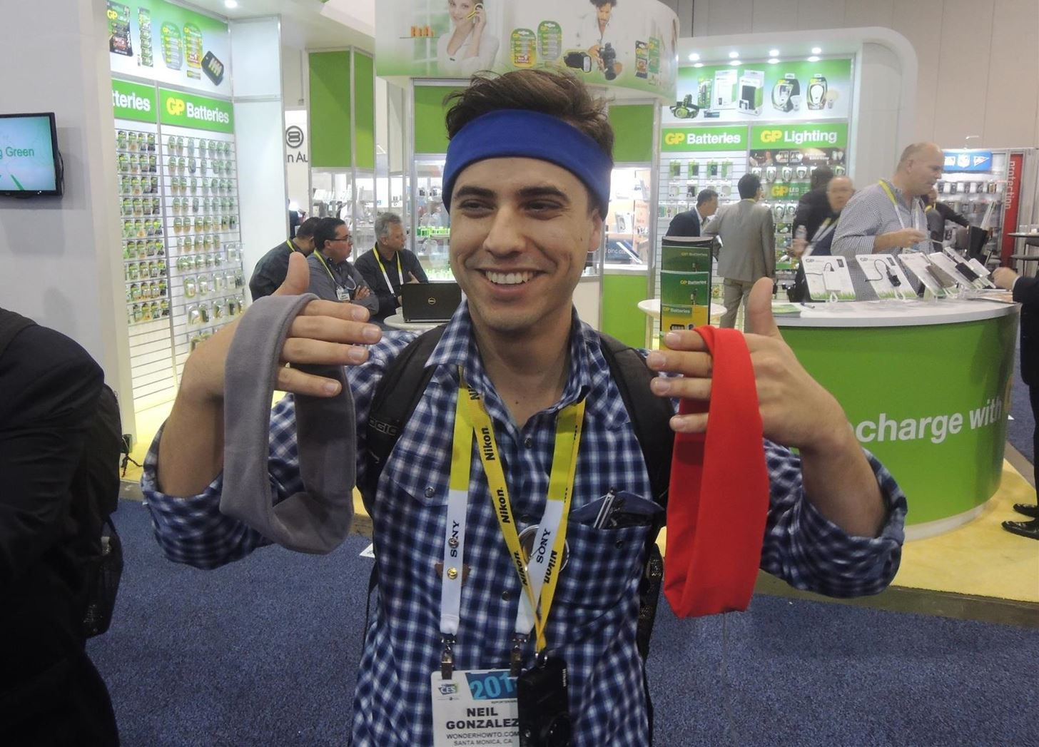 CES 2015  These Headbands Are Really Comfortable Headphones for ... e2f2355850f