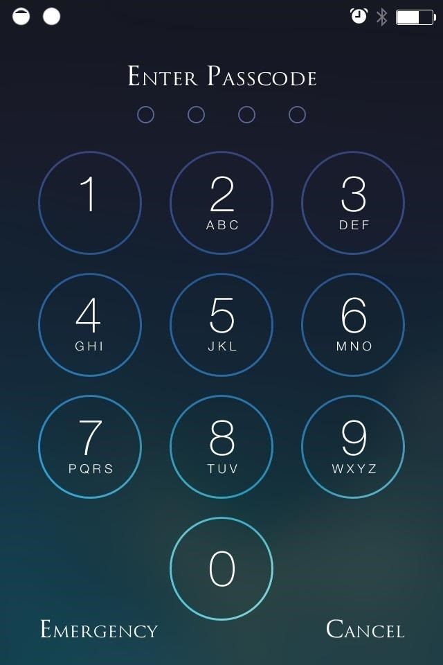 This Should Make Keeping Those Nosy People Away From Your IPhone Just A Little Bit Easier It Doesnt Work With The More Advanced Password Option