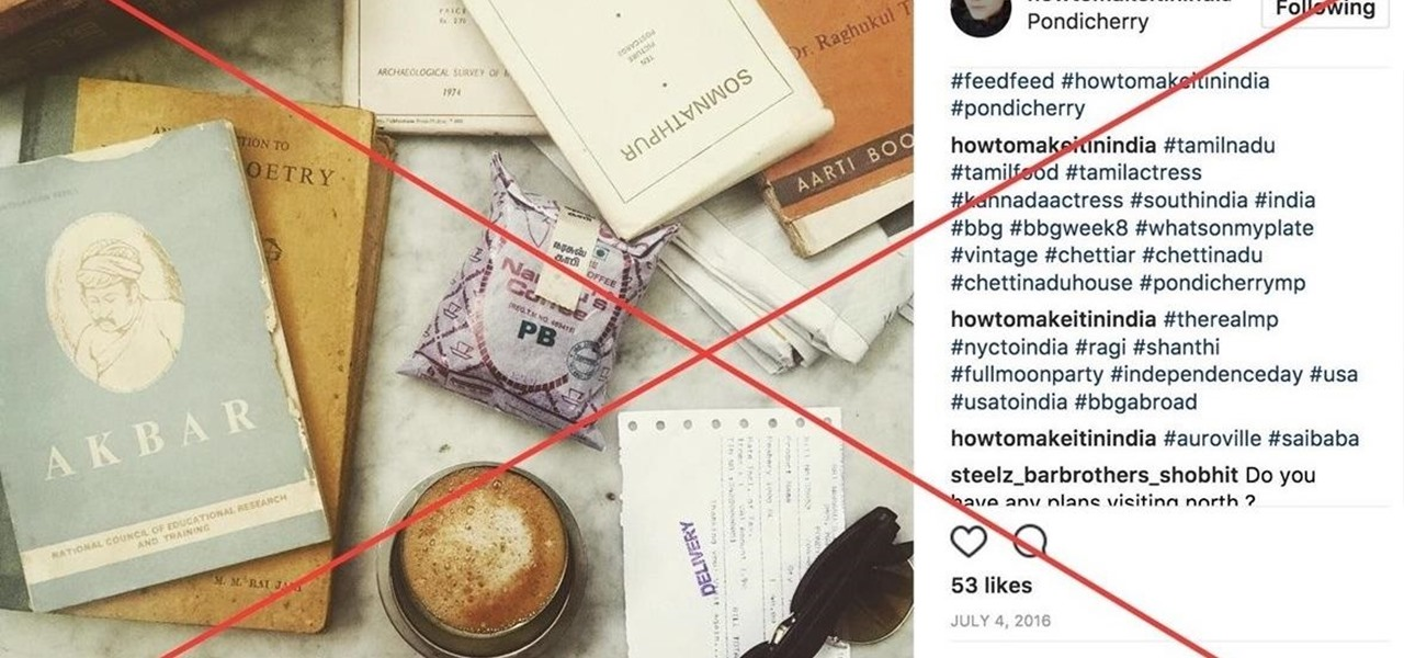 Why You Should Never Put Hashtags in Your Posts
