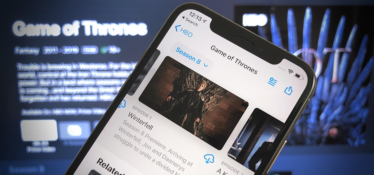 Watch HBO Offline on Your iPhone for 'Game of Thrones' Anytime