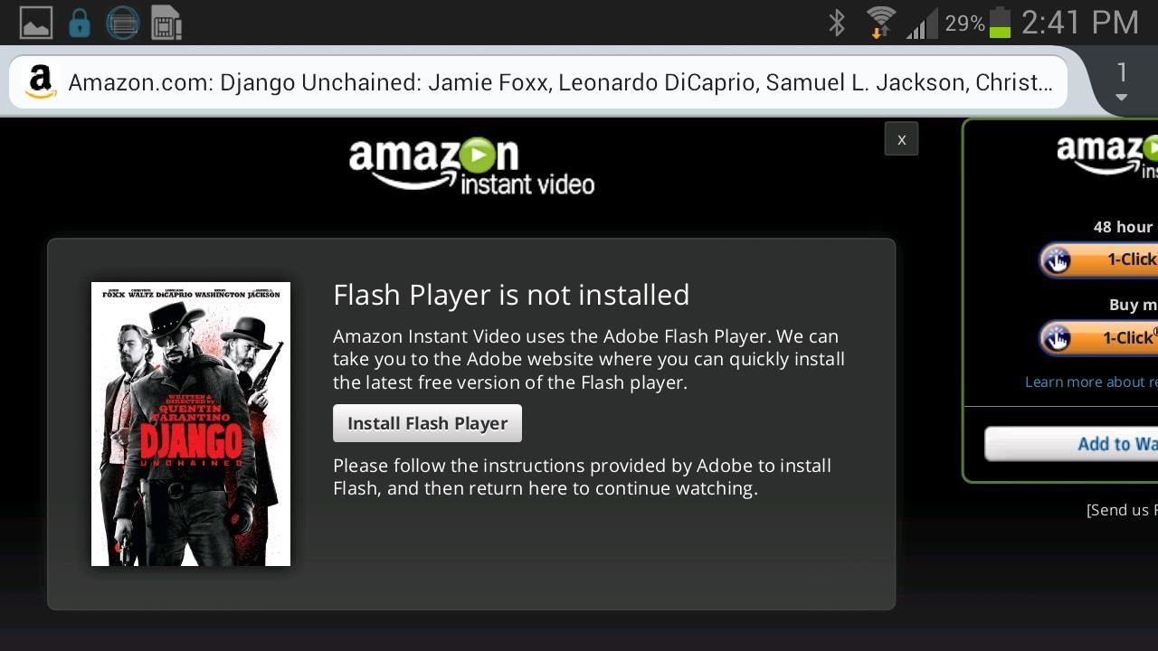 How to Install Flash Player on Your Samsung Galaxy Note 2 to