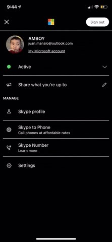 Skype sorry? To delete your account using your Android or iPhone device