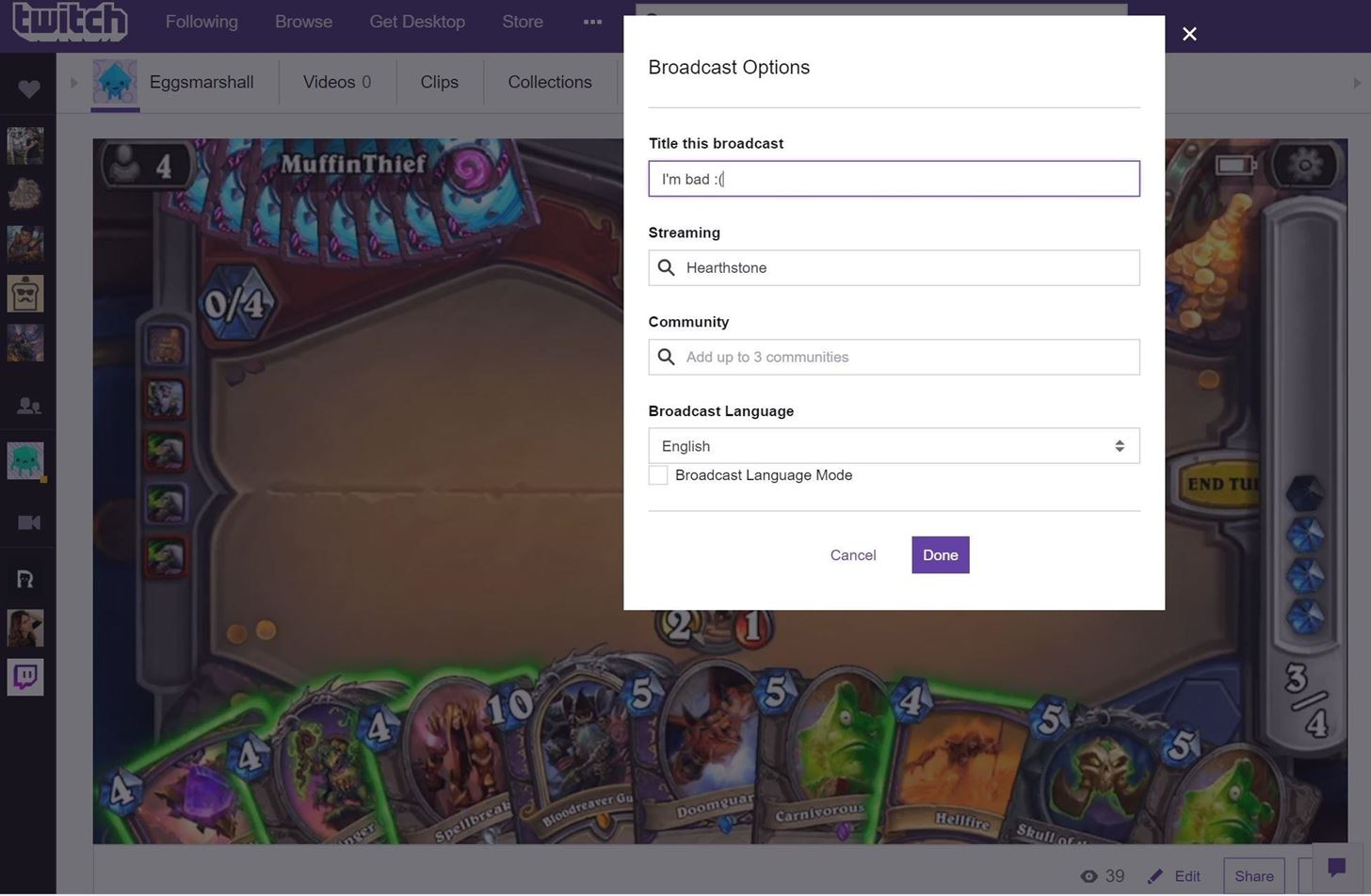 How to Stream iPhone Games Directly to Twitch