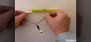 Make a vinegar battery