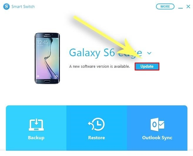How to Use Smart Switch to Update Your Galaxy S6—Even It's Rooted
